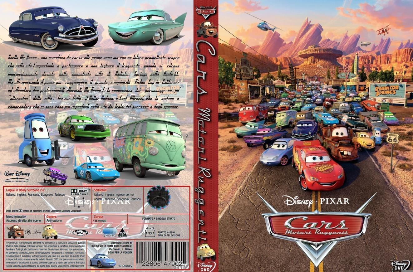 Il film walt disney quot cars motori ruggenti contiene un