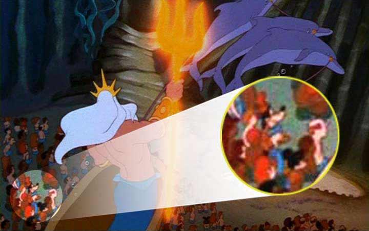 Vhs la sirenetta ii ritorno agli abissi cartoni animati di walt