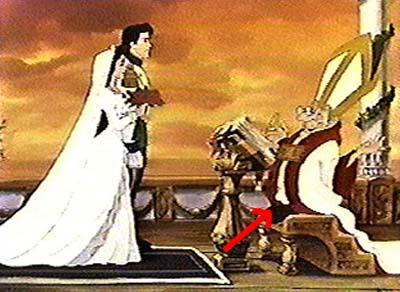 La Sirenetta - secondo messaggio subliminale presente nel film